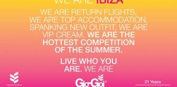 Win a trip to Ibiza with Gio-Goi