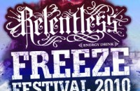 Relentless Freeze Fest Logo