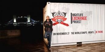 Smirnoff nightlife exchange- London meets Miami.