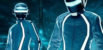 Sneak previews of Daft Punks Tron legacy.
