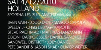 timewarp holland techno tour