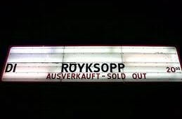 Royksopp offer fans a chance to film