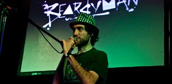 Beardyman Album and Tour News.