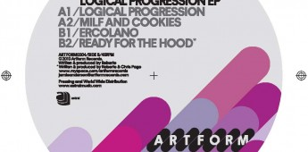 Roberto 'Logical Progression EP'