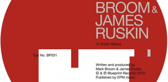 Mark Broom & James Ruskin ' Blueprint 031'
