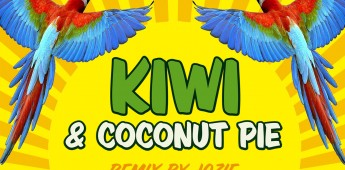 Emerson Todd & Jonny Cruz 'Kiwi & Coconut Pie EP'