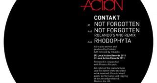 Contakt 'Not Forgotten'