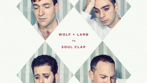 Wolf + Lamb vs Soul Clap ticket and CD giveaway