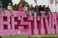 Bestival sign