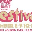 bestival logo 2011 dates temp