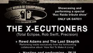 Win tickets to the DMC UK DJ Final at Scala!