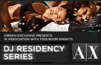 Armani Toolroom Knights Artwork