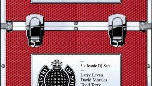 Various Artists 'Live & Remastered Ministry of Sound 20th Anniversary Boxset'