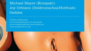 mulletover start January sale with Michael Mayer and Joy Orbison