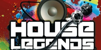 Groove Odyssey present House Legends.