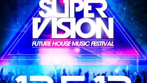 SuperVision: Future Indoor House Music Festival