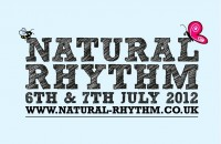 Natural Rhythm Logo Web address