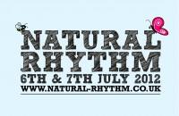 Natural Rhythm Logo Web address
