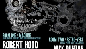 Robert Hood set for Ben Sims' Machine in London