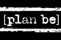 Plan Be Logo 01 WHITE