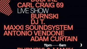 We Are Industry Part 1 hits Birmingham w/ Booka Shade, Dubfire, Carl Craig, DJ T,  Burnski + More!