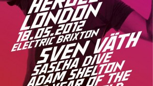 Win Tickets to see Sven Vath at Cocoon Heroes London…
