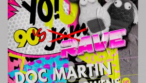 Win free entry to Soul Clap's 'yOyOyO 90s Rave w/ Doc Martin, Robert Owens & The Martinez Brothers