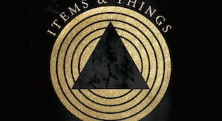 Around the world in 80 labels: Troy Pierce- Items & Things