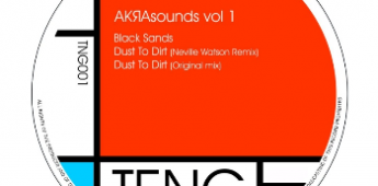 AKRA 'AKRA Sounds Vol.1 (inc. Neville Watson Remix)'