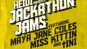 Heidi announces all girl troupe for first Jackathon Jams