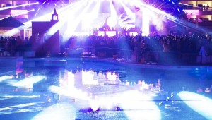 Pooldisco brings East London fashion spectacular to Ibiza