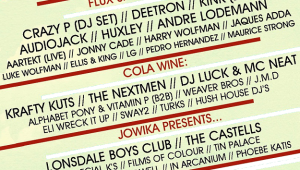 Win – VIP tickets to Jacks Festival with Krafty Kuts, Crazy P, Audiojack and more!