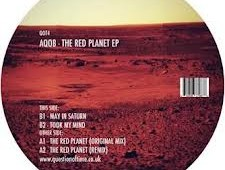 Aqob 'The Red Planet EP'
