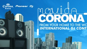 Movida Corona DJ Competition with Ministry of Sound