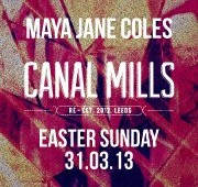 CANAL MILLS UNVEILS ITS COVETED SPRING PROGRAMME – MAYA JANE COLES, JOY ORBISON, SBTRKT, BONDAX AND MANY MORE