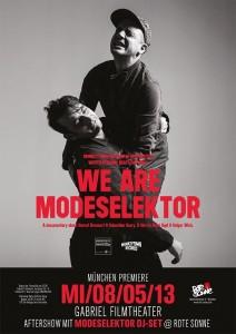 We Are Modeselektor