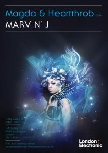 Marv n' J
