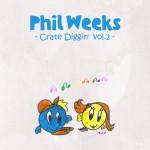 PhilWeeks-CrateDiggin-Vol2-AlbumArt