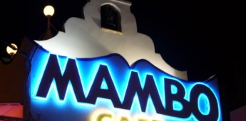 CaféMAMBO presents Mambo In The Mix