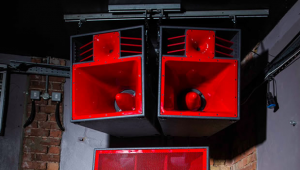 Egg launch unveil soundsystem…