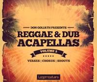 Don Goliath – Reggae & Dub Acapellas Vol. 5