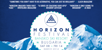 Horizon Festival Announces Mammoth Line Up for 2014