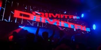 Dimitri from Paris shines at Egg club
