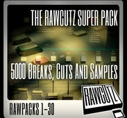 The Raw Cutz Super Pack