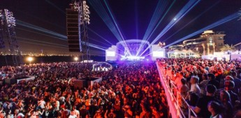 Sandance return on Friday 9th May