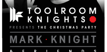 Toolroom Knights Presents The Christmas Party