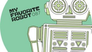 Simon Baker – Sonar EP – My Favorite Robot Records