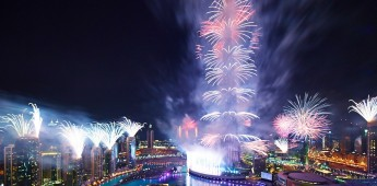 Dubai plans World's Biggest Firework Display for NYE