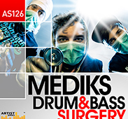 Mediks – Drum and Bass Surgery