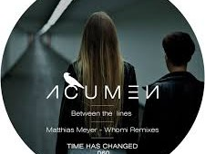 Acumen – Between the Lines EP